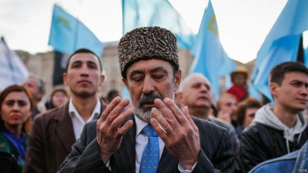 Татарам нужно спасаться от меджлиса