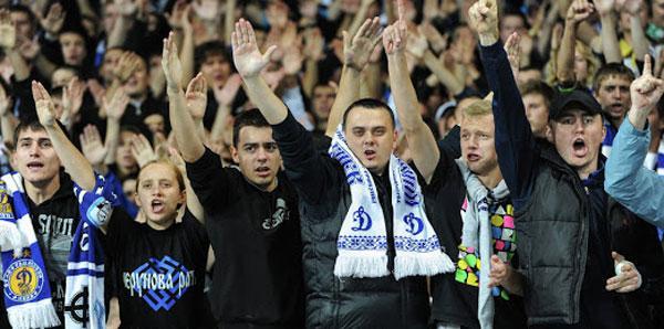 Фашизму не место на стадионах Украины!